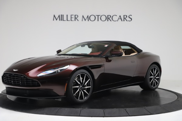 Used 2020 Aston Martin DB11 Volante for sale Sold at Alfa Romeo of Greenwich in Greenwich CT 06830 14