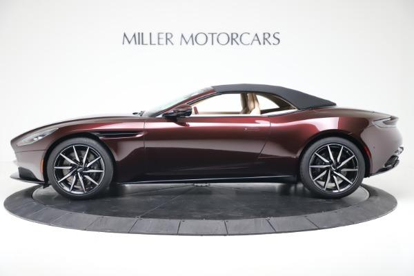 Used 2020 Aston Martin DB11 Volante Convertible for sale Sold at Alfa Romeo of Greenwich in Greenwich CT 06830 15