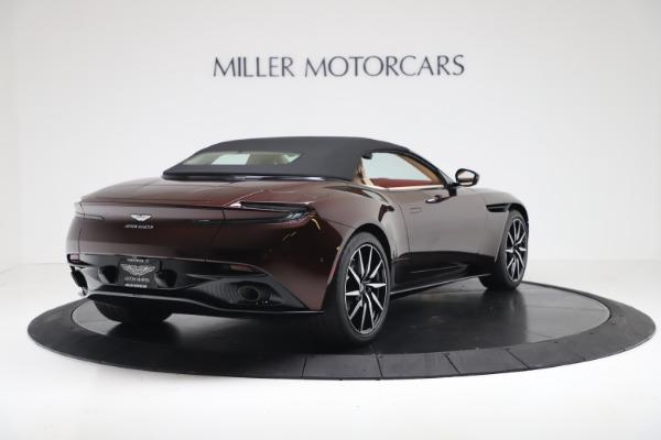 Used 2020 Aston Martin DB11 Volante for sale Sold at Alfa Romeo of Greenwich in Greenwich CT 06830 17