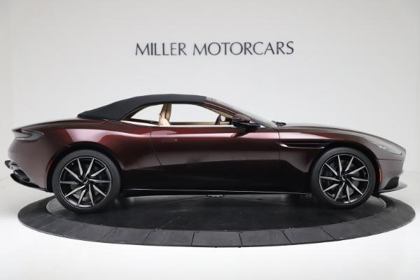 Used 2020 Aston Martin DB11 Volante for sale Sold at Alfa Romeo of Greenwich in Greenwich CT 06830 18