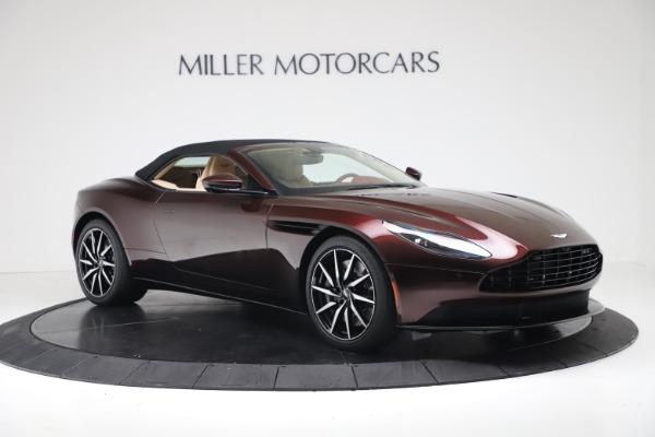 Used 2020 Aston Martin DB11 Volante Convertible for sale Sold at Alfa Romeo of Greenwich in Greenwich CT 06830 19