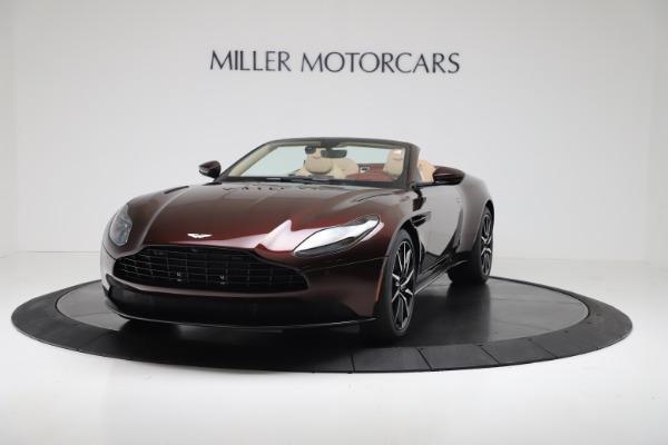 Used 2020 Aston Martin DB11 Volante for sale Sold at Alfa Romeo of Greenwich in Greenwich CT 06830 2
