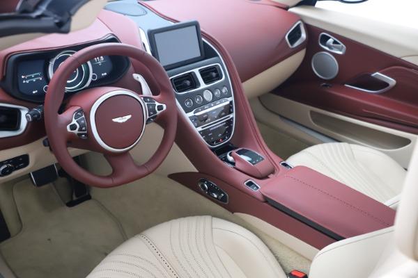 New 2020 Aston Martin DB11 Volante Convertible for sale Sold at Alfa Romeo of Greenwich in Greenwich CT 06830 20