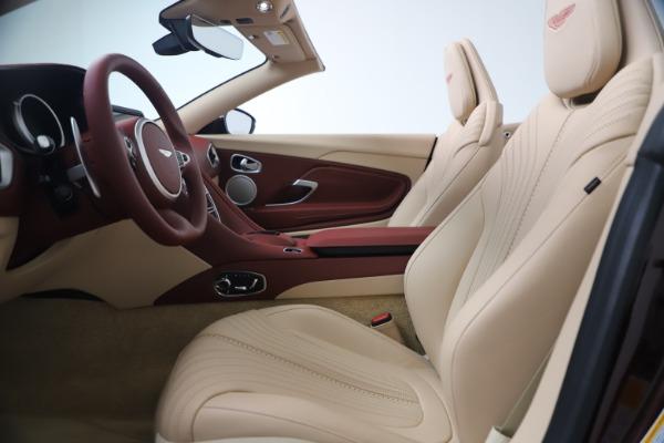 Used 2020 Aston Martin DB11 Volante for sale Sold at Alfa Romeo of Greenwich in Greenwich CT 06830 21