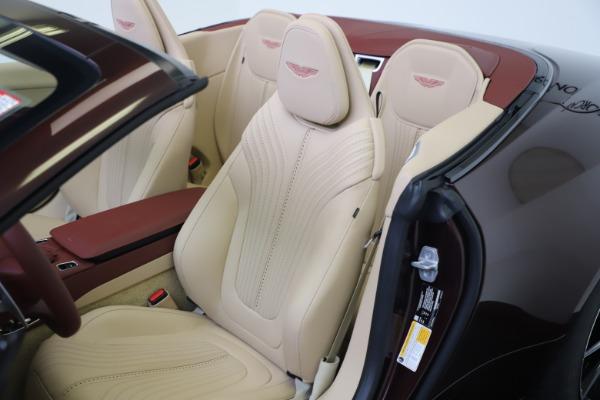 Used 2020 Aston Martin DB11 Volante for sale Sold at Alfa Romeo of Greenwich in Greenwich CT 06830 23