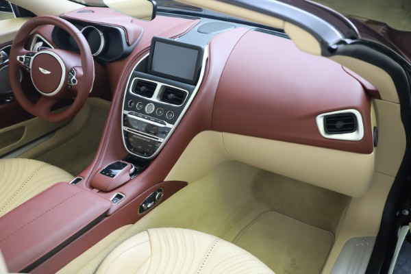 Used 2020 Aston Martin DB11 Volante Convertible for sale Sold at Alfa Romeo of Greenwich in Greenwich CT 06830 24