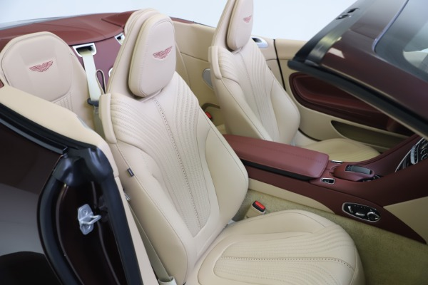 Used 2020 Aston Martin DB11 Volante Convertible for sale Sold at Alfa Romeo of Greenwich in Greenwich CT 06830 26