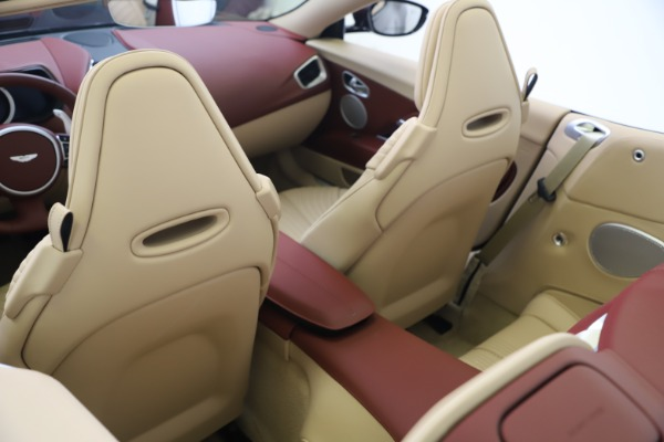 New 2020 Aston Martin DB11 Volante Convertible for sale Sold at Alfa Romeo of Greenwich in Greenwich CT 06830 27