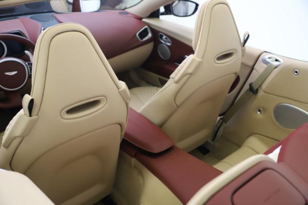 Used 2020 Aston Martin DB11 Volante Convertible for sale Sold at Alfa Romeo of Greenwich in Greenwich CT 06830 27