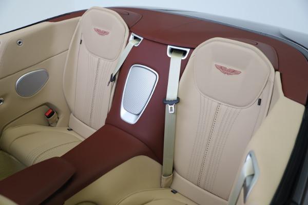 New 2020 Aston Martin DB11 Volante Convertible for sale Sold at Alfa Romeo of Greenwich in Greenwich CT 06830 28