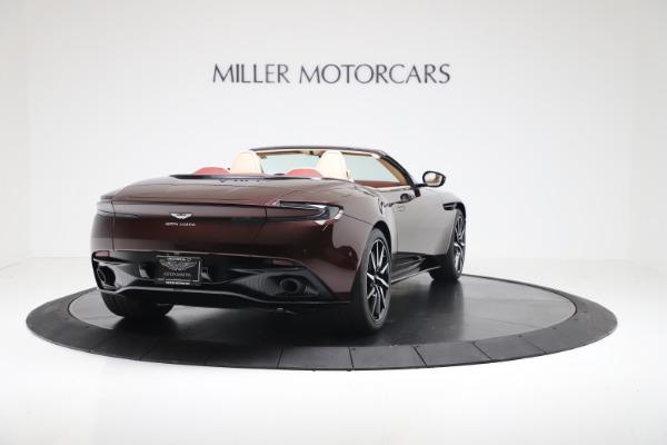 Used 2020 Aston Martin DB11 Volante for sale Sold at Alfa Romeo of Greenwich in Greenwich CT 06830 6