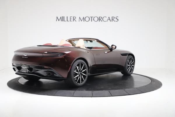 Used 2020 Aston Martin DB11 Volante for sale Sold at Alfa Romeo of Greenwich in Greenwich CT 06830 7
