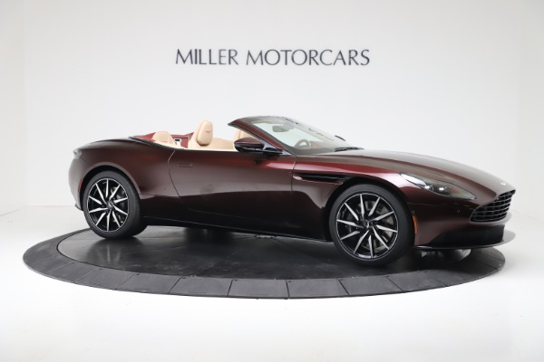 Used 2020 Aston Martin DB11 Volante Convertible for sale Sold at Alfa Romeo of Greenwich in Greenwich CT 06830 9