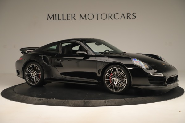 Used 2014 Porsche 911 Turbo for sale Sold at Alfa Romeo of Greenwich in Greenwich CT 06830 10