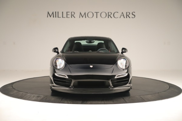 Used 2014 Porsche 911 Turbo for sale Sold at Alfa Romeo of Greenwich in Greenwich CT 06830 12