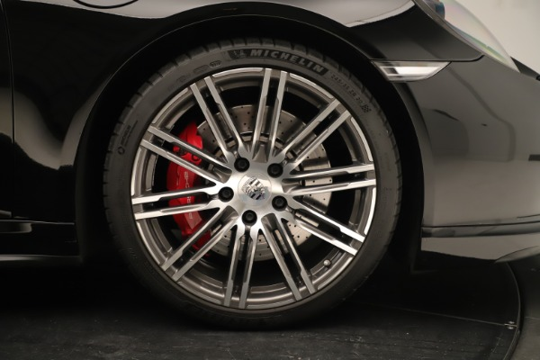 Used 2014 Porsche 911 Turbo for sale Sold at Alfa Romeo of Greenwich in Greenwich CT 06830 13