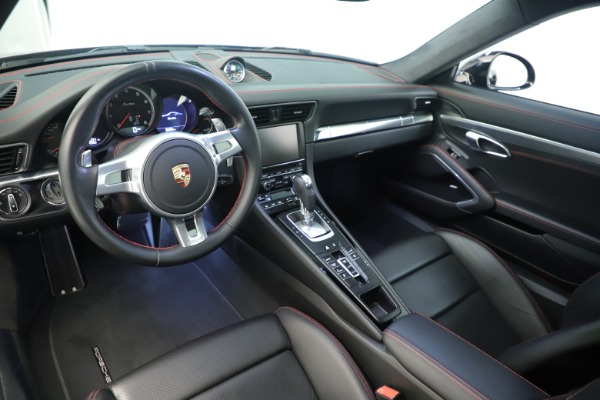 Used 2014 Porsche 911 Turbo for sale Sold at Alfa Romeo of Greenwich in Greenwich CT 06830 14
