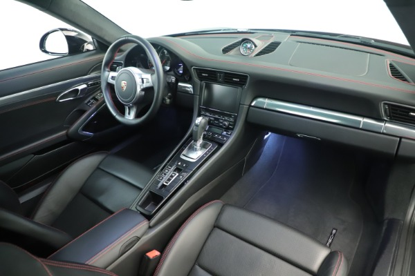 Used 2014 Porsche 911 Turbo for sale Sold at Alfa Romeo of Greenwich in Greenwich CT 06830 19