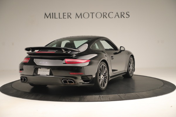 Used 2014 Porsche 911 Turbo for sale Sold at Alfa Romeo of Greenwich in Greenwich CT 06830 7