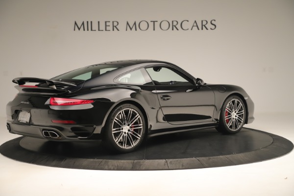Used 2014 Porsche 911 Turbo for sale Sold at Alfa Romeo of Greenwich in Greenwich CT 06830 8