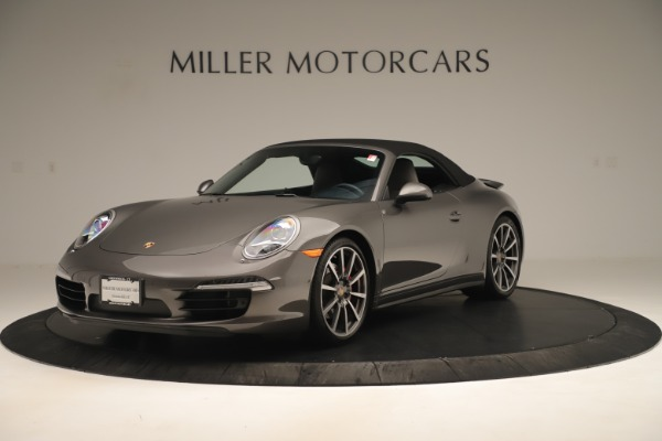 Used 2015 Porsche 911 Carrera 4S for sale Sold at Alfa Romeo of Greenwich in Greenwich CT 06830 12