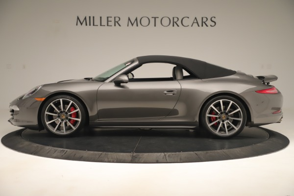Used 2015 Porsche 911 Carrera 4S for sale Sold at Alfa Romeo of Greenwich in Greenwich CT 06830 13