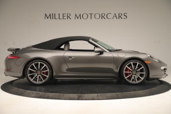 Used 2015 Porsche 911 Carrera 4S for sale Sold at Alfa Romeo of Greenwich in Greenwich CT 06830 16