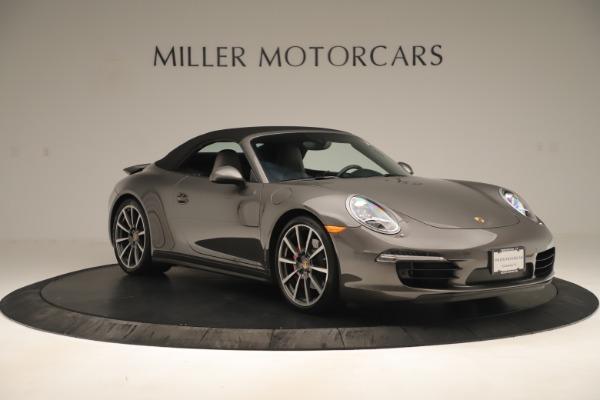 Used 2015 Porsche 911 Carrera 4S for sale Sold at Alfa Romeo of Greenwich in Greenwich CT 06830 17