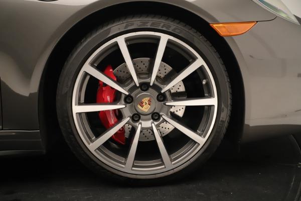 Used 2015 Porsche 911 Carrera 4S for sale Sold at Alfa Romeo of Greenwich in Greenwich CT 06830 18
