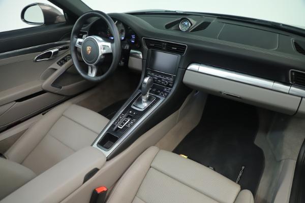 Used 2015 Porsche 911 Carrera 4S for sale Sold at Alfa Romeo of Greenwich in Greenwich CT 06830 24