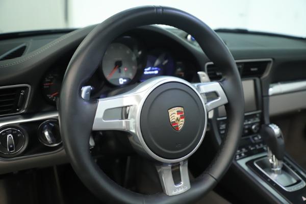 Used 2015 Porsche 911 Carrera 4S for sale Sold at Alfa Romeo of Greenwich in Greenwich CT 06830 28