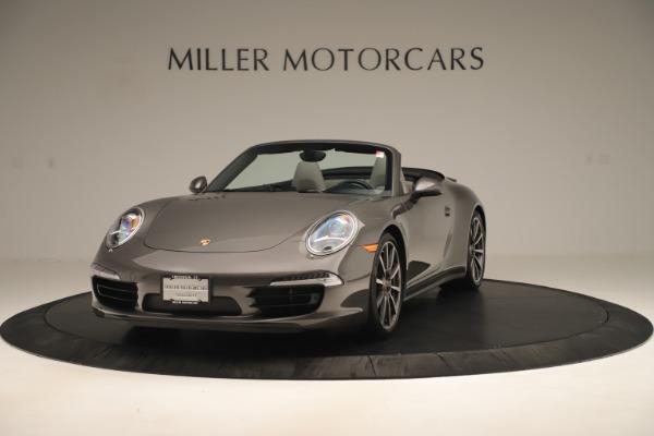 Used 2015 Porsche 911 Carrera 4S for sale Sold at Alfa Romeo of Greenwich in Greenwich CT 06830 1