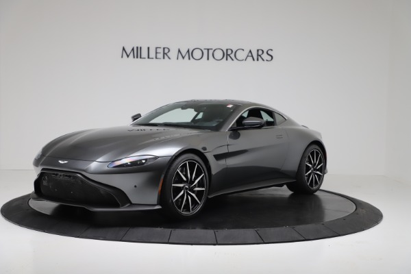 Used 2020 Aston Martin Vantage Coupe for sale $123,900 at Alfa Romeo of Greenwich in Greenwich CT 06830 17