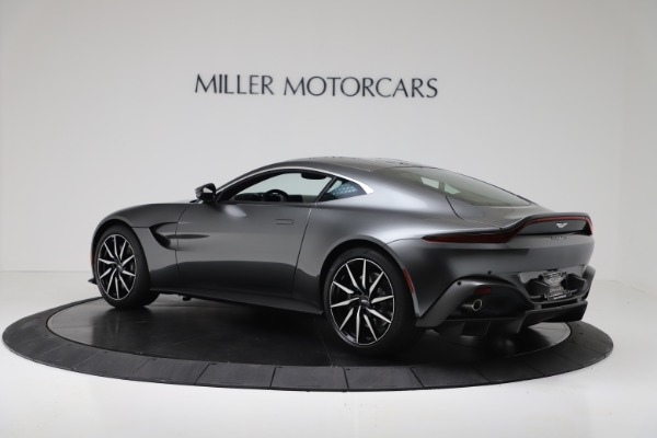 Used 2020 Aston Martin Vantage Coupe for sale $123,900 at Alfa Romeo of Greenwich in Greenwich CT 06830 3