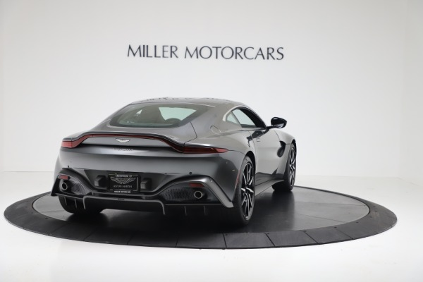 Used 2020 Aston Martin Vantage Coupe for sale $123,900 at Alfa Romeo of Greenwich in Greenwich CT 06830 5