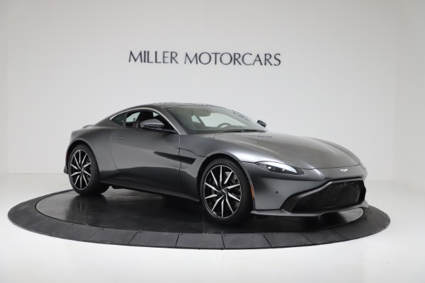 Used 2020 Aston Martin Vantage Coupe for sale $123,900 at Alfa Romeo of Greenwich in Greenwich CT 06830 9