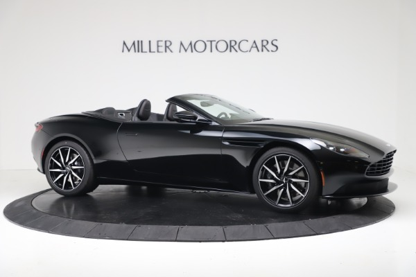 New 2020 Aston Martin DB11 Convertible for sale Sold at Alfa Romeo of Greenwich in Greenwich CT 06830 10