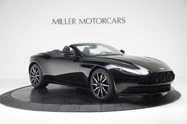New 2020 Aston Martin DB11 Convertible for sale Sold at Alfa Romeo of Greenwich in Greenwich CT 06830 11
