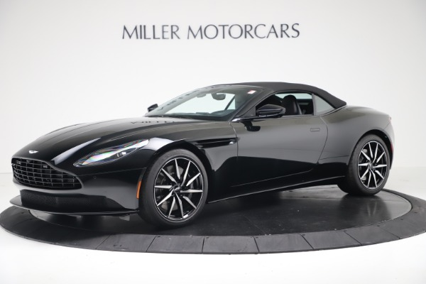 New 2020 Aston Martin DB11 Convertible for sale Sold at Alfa Romeo of Greenwich in Greenwich CT 06830 13