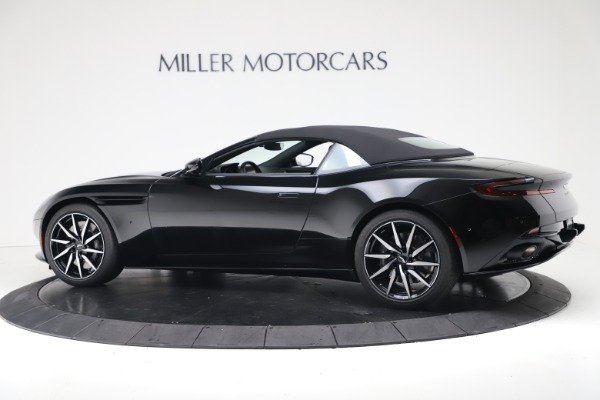 New 2020 Aston Martin DB11 Convertible for sale Sold at Alfa Romeo of Greenwich in Greenwich CT 06830 15