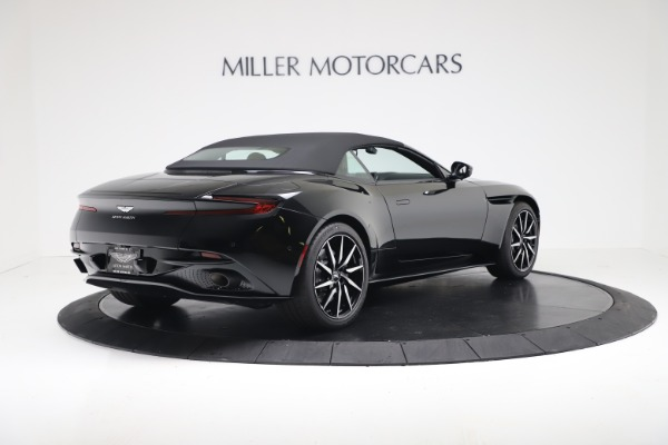 New 2020 Aston Martin DB11 Convertible for sale Sold at Alfa Romeo of Greenwich in Greenwich CT 06830 16