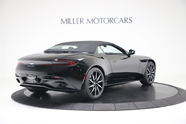 New 2020 Aston Martin DB11 Convertible for sale Sold at Alfa Romeo of Greenwich in Greenwich CT 06830 17