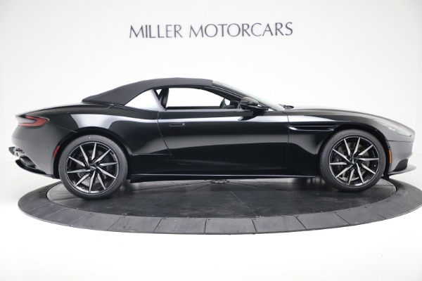 New 2020 Aston Martin DB11 Convertible for sale Sold at Alfa Romeo of Greenwich in Greenwich CT 06830 18