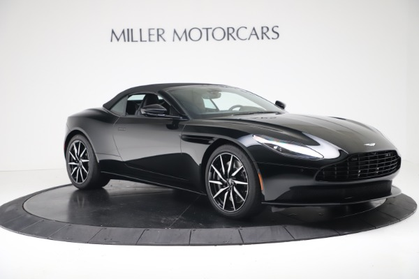 New 2020 Aston Martin DB11 Convertible for sale Sold at Alfa Romeo of Greenwich in Greenwich CT 06830 19