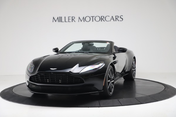 New 2020 Aston Martin DB11 Convertible for sale Sold at Alfa Romeo of Greenwich in Greenwich CT 06830 2