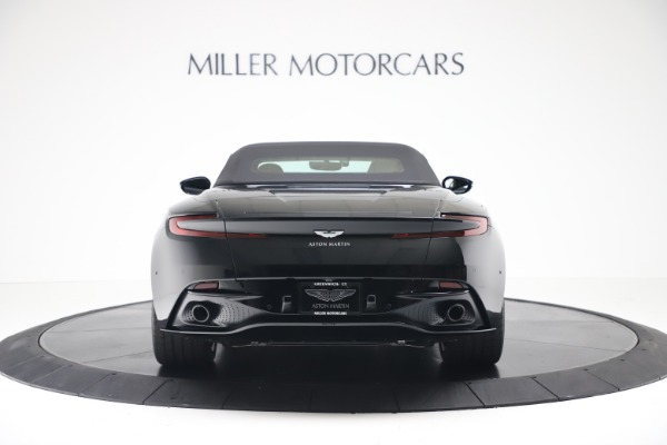 New 2020 Aston Martin DB11 Convertible for sale Sold at Alfa Romeo of Greenwich in Greenwich CT 06830 20