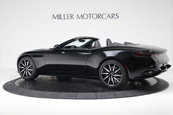 New 2020 Aston Martin DB11 Convertible for sale Sold at Alfa Romeo of Greenwich in Greenwich CT 06830 4