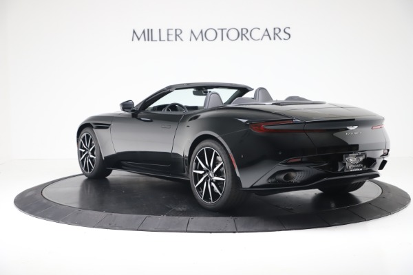 New 2020 Aston Martin DB11 Convertible for sale Sold at Alfa Romeo of Greenwich in Greenwich CT 06830 5