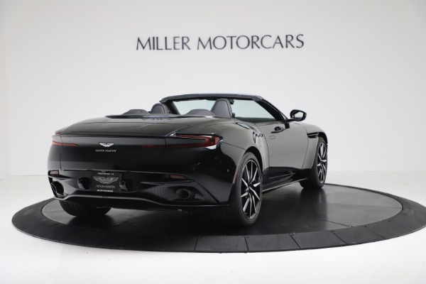 New 2020 Aston Martin DB11 Convertible for sale Sold at Alfa Romeo of Greenwich in Greenwich CT 06830 7