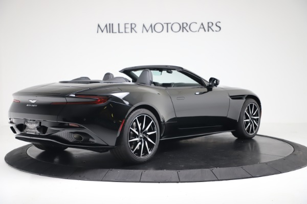 New 2020 Aston Martin DB11 Convertible for sale Sold at Alfa Romeo of Greenwich in Greenwich CT 06830 8
